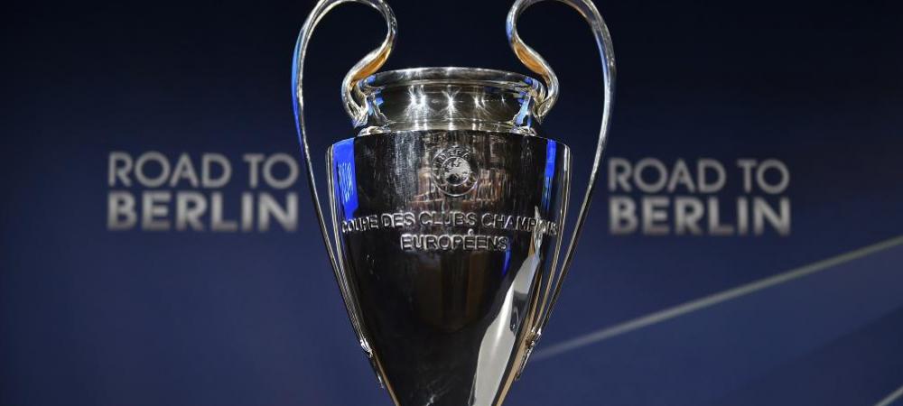 Anunt fara precedent in fotbalul mondial! Champions League, asa cum n-a mai fost VREODATA! Cum poate Steaua sa dispara DEFINITIV din Liga