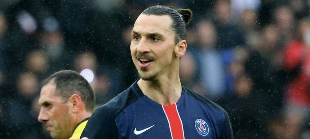 """""""UN HATER!"""" Prima reactie din partea oficialilor lui Zlatan dupa ce starul suedez a fost acuzat ca S-A DOPAT"""