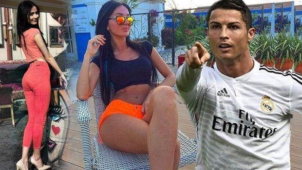Cum arata MODELUL din Turcia care vorbeste in premiera despre relatia ei cu Cristiano Ronaldo