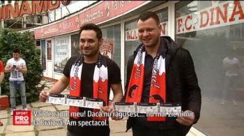 """""""Dorel"""" nu mai are rabdare pana la derby-ul Steaua - Dinamo: va sta in galerie alaturi de Marius Niculae :) """"O sa tip pana ragusesc"""""""
