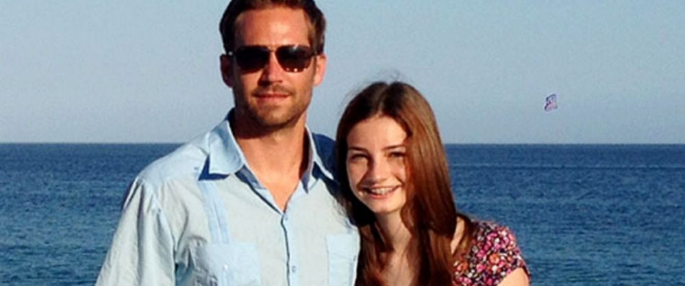 Fiica lui Paul Walker a incasat o suma uriasa in urma mortii tatalui sau. Cati bani a primit drept despagubiri la doar 17 ani