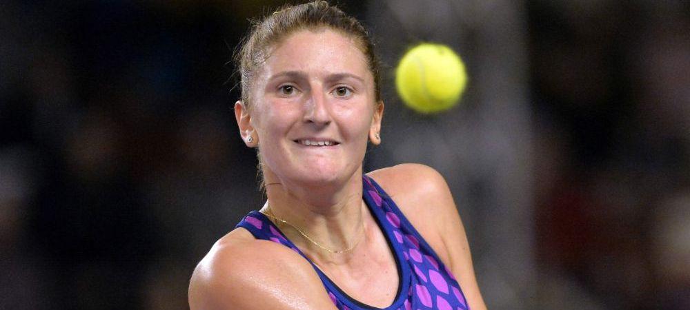 Begu, invinsa de Kerber, numarul 2 WTA, in doua seturi: 6-2; 6-3. Revansa peste o saptamana la Cluj
