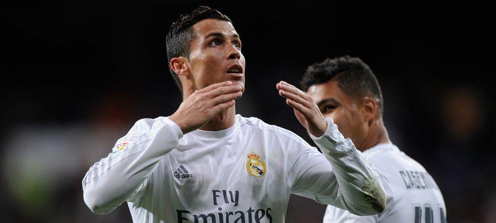 Dezlantuit! Ronaldo si Real Madrid s-au razbunat dupa infrangerea din Liga: 4-0 cu Eibar. Portughezul, primul fotbalist care inscrie 30+ goluri in 6 sezoane consecutive