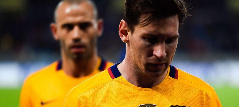 KEEP CALM | Barca si-a pierdut tot avansul din La Liga intr-o saptamana! Messi, tinta principala: cea mai proasta forma din ultimii 5 ani