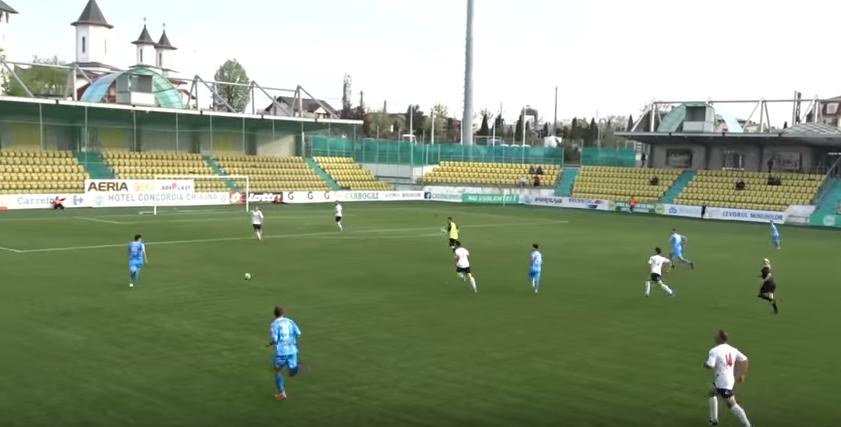 Scor astronomic in fotbalul romanesc: Concordia Chiajna II a batut cu 17-0 in liga a treia, dupa un meci in care adversarii au uitat fotbalul | VIDEO