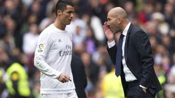 """Intariri pentru Zidane! Real Madrid e obligata sa intoarca dezavantajul de doua goluri cu Wolfsburg pentru a-si """"spala"""" sezonul, doi jucatori importanti au revenit la antrenamente"""