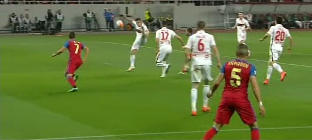 BLESTEMUL BARBOIANU o loveste din nou pe Dinamo! Autogolul INCREDIBIL dat de Steliano Filip in derby