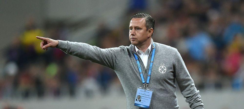 """Acuzatii GRAVE ale lui Reghe: """"Sunt echipe care nu isi apara corect sansele! Faceti o comparatie intre meciul lui Dinamo de azi si cel cu Astra de acasa!"""""""