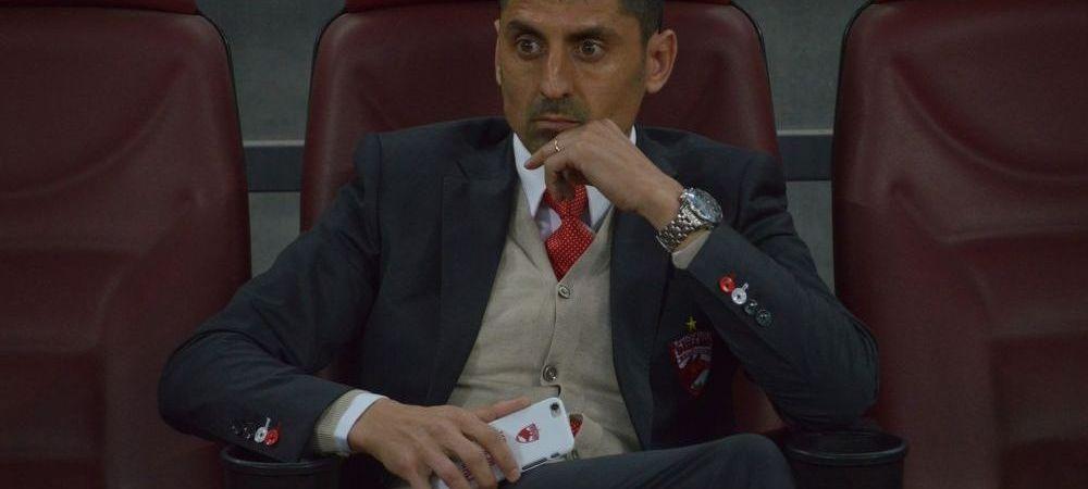 Ce a facut Danciulescu dupa ce camerele TV s-au inchis! Gestul INCREDIBIL din fata peluzei lui Dinamo