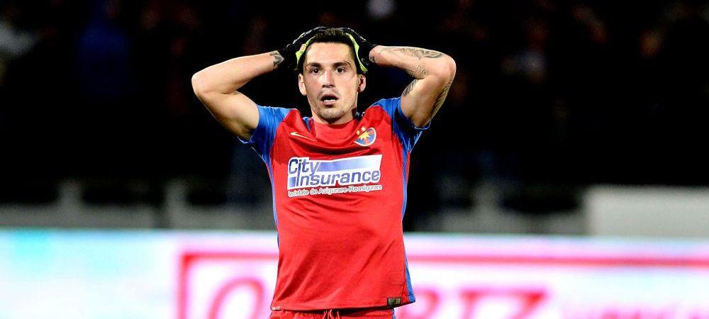 """Becali explica de ce l-a atacat pe Stanciu dupa derby: """"A vrut sa fie Maradona tot meciul! Sa dribleze, nu sa alerge! Uitati-va cat a alergat cu Dinamo! Nu se face asta!"""""""