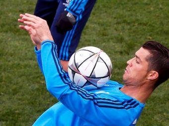 """Va fi perfect, va fi o seara magica!"" Promisiunea lui Cristiano Ronaldo inaintea returului INCENDIAR din Liga: Real - Wolfsburg, marti, 21:45, ProTV"