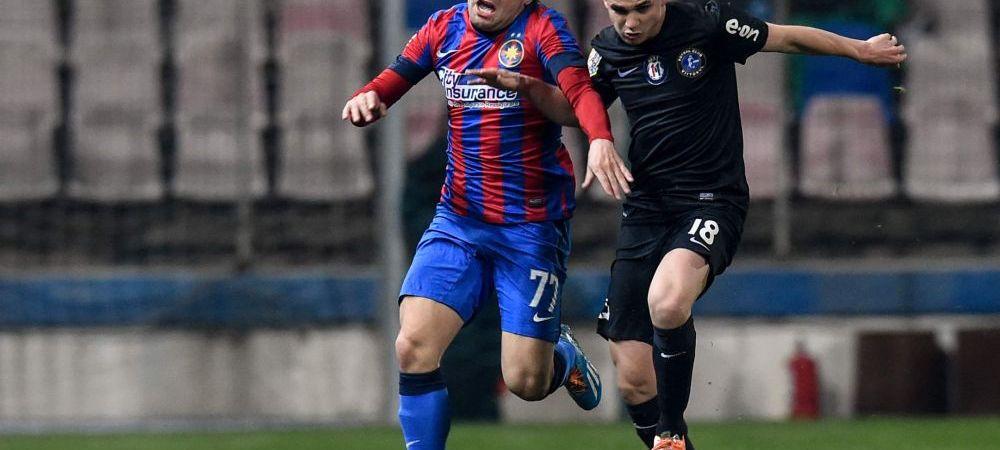 In asteptarea titlului, Steaua pregateste primele mutari de Champions League! Negocieri cu un mijlocas de la Viitorul