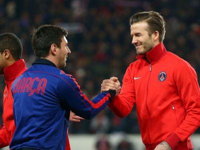 Planul lui Beckham pentru ca Messi sa nu isi incheie cariera la Barcelona! Miami United pregateste o oferta astronomica