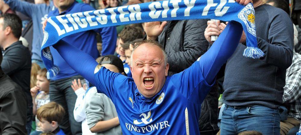 Nebunie! Biletele la ultimul meci al lui Leicester pe teren propriu in acest sezon au ajuns la 20.000 €