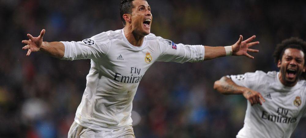 Ronaldo, varful absolut! A urcat peste Suarez si e cel mai bun marcator al Europei in acest moment! Eroul Realului conduce si clasamentul pentru Gheata de Aur