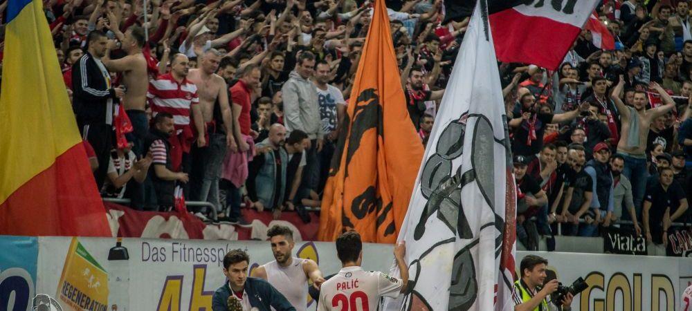 Cel mai bun dinamovist din acest sezon e dorit in Italia si Belgia! Cat vrea Dinamo pentru Palic
