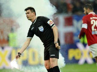 Balaj e SINGURA varianta pentru FINALA campionatului Astra - Steaua! De ce nu pot fi delegati Hategan, Tudor sau Coltescu
