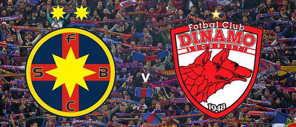 Steaua a pus in vanzare biletele pentru derby-ul cu Dinamo din Cupa! Meci de gala pe National Arena, miercuri, in direct la ProTV!