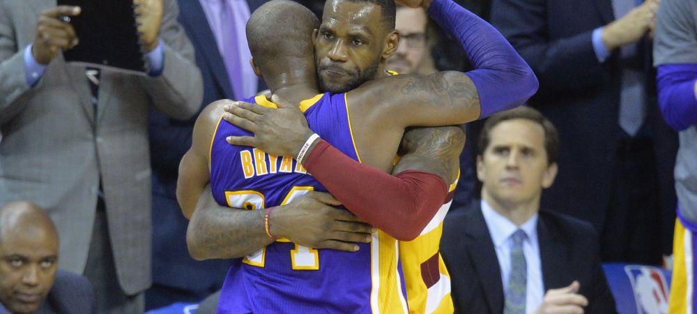 WOW! Cat a ajuns sa coste un bilet la ultimul meci al lui Kobe Bryant! Legenda lui LA Lakers se retrage la finalul sezonului