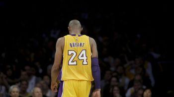 Kobe has signed off! Legendarul Bryant si-a luat ramas bun de la NBA cu 60 de puncte marcate