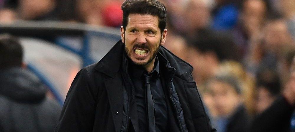 """""""E mai mult decat fotbal, Atletico e despre viata!"""" Reactia minunata a lui Simeone dupa calificare: a jucat 17 meciuri cu Barca, a castigat doar 2, ambele in sferturile Ligii"""