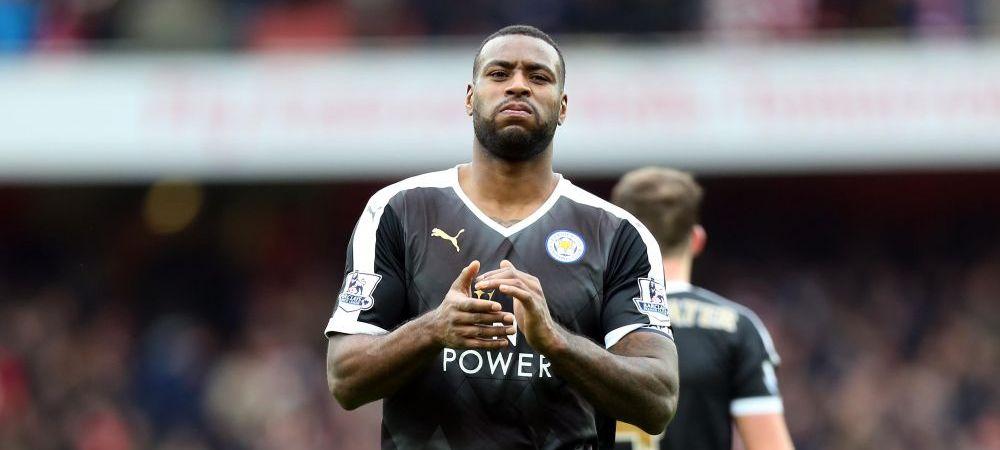 """Din Championship in Champions League! Povestea capitanului lui Leicester: """"Am crescut fara bani, printre droguri, arme si crime, cu prieteni la inchisoare! Eu am avut fotbalul! E de necrezut ca ajung in UCL"""""""