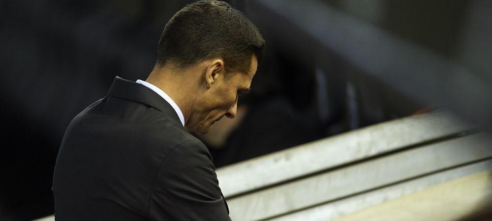 """""""Sunt goluri de copii! Sunt dezamagit, nervos!"""" Reactia lui Galca dupa infrangerea cu ultima clasata din Spania"""