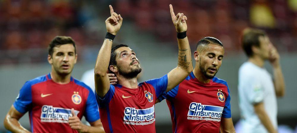 Cum arata 11-le de 22.5 milioane de euro format din cei mai scumpi jucatori de la Steaua si Astra