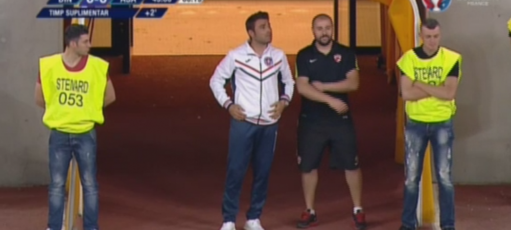 """Steaua """"NU E"""", dar Mutu mai e? Atacantul lui ASA nu mai joaca fotbal de cativa ani dar se tine de EUROinjuraturi"""