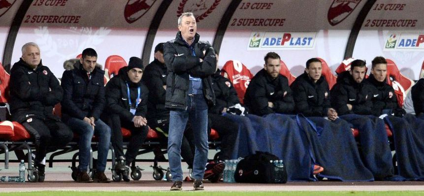 "Rednic e speriat inainte de meciul cu Steaua: ""Am protejat cativa jucatori pentru miercuri. Sper sa vina multi fani sa ne ajute"""