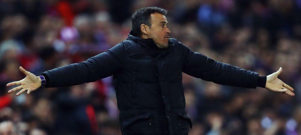 """""""Creditul nostru s-a epuizat, dar inca depindem de noi"""". Ce spune Luis Enrique dupa ce Barca a pierdut avantajul de 9 puncte fata de urmaritoare"""