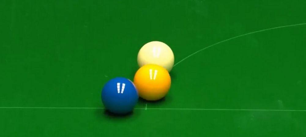 Lovitura IMPOSIBILA a lui Ronnie O'Sullivan la Campionatul Mondial! Nimeni nu ar fi putut sa faca ASTA
