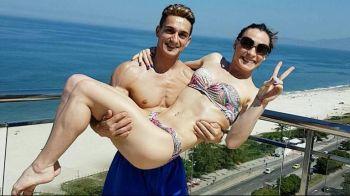 Imaginea postata pe Facebook de Dragulescu dupa DEZASTRUL Romaniei din turneul de gimnastica de la Rio