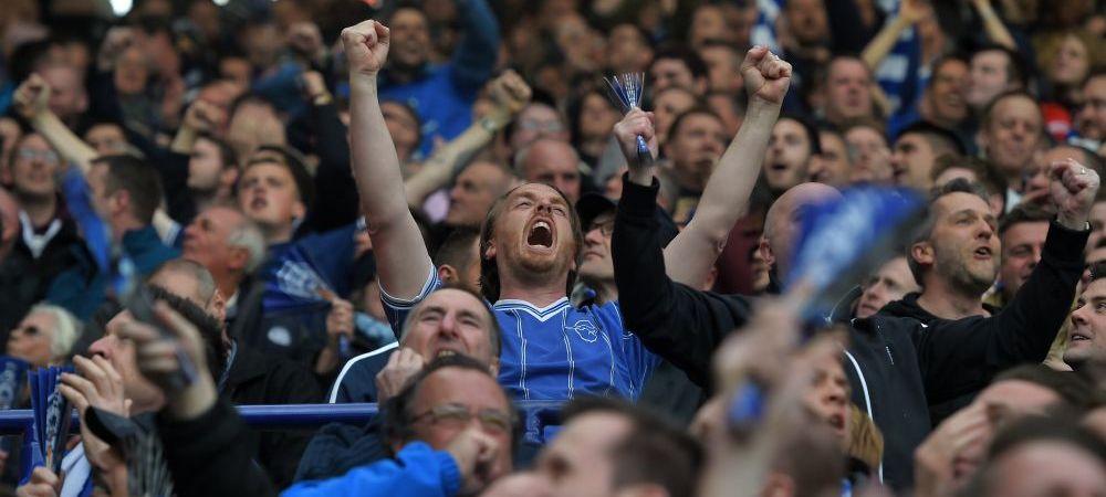 Medicii i-au spus ca va muri in 4 saptamani, fotbalul l-a tinut in viata un an! Povestea impresionanta a acestui fan Leicester