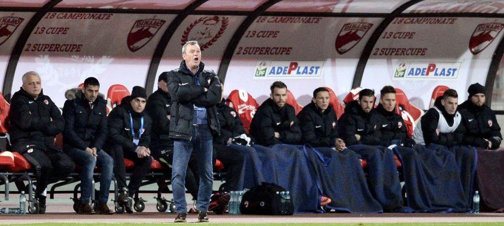 OFICIAL: Rednic semneaza prelungirea dupa meciul cu Steaua! Negoita a anuntat ca Dinamo nu se da la o parte in meciul cu Astra