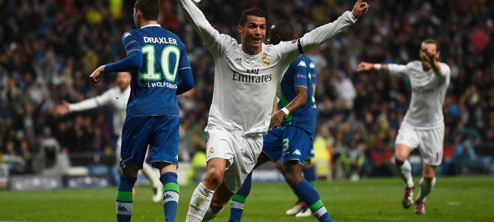 A calificat-o pe Real in semifinalele Ligii, apoi s-a dus sa-si negocieze transferul! Francezii sustin ca Ronaldo s-a intalnit pentru A CINCEA oara cu seicul lui PSG