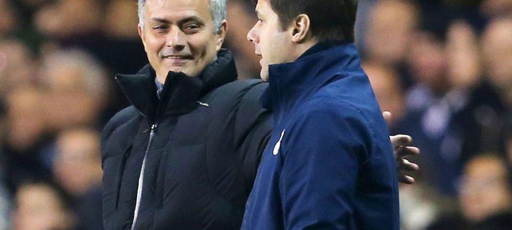 Rasturnare de situatie! Mourinho, deturnat din drumul spre United! Pe cine pregatesc englezii in locul portughezului