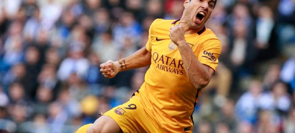 Cine ii mai plange acum de mila Barcelonei :) Deportivo 0-8 Barcelona! PATRU goluri marcate de Suarez! Bilbao 0-1 Atletico, Real Madrid 3-0 Villarreal