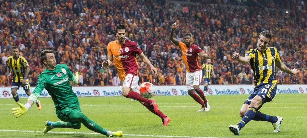 Toate sansele pentru o finala de vis, in direct la Sport.ro: Galatasaray si Fenerbahce au obtinut victorii la scor in semifinale!