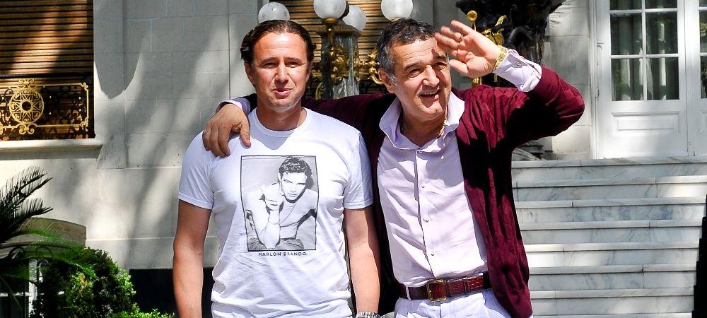 """Reghe ramane la Steaua: """"Nu l-am adus ca sa-l dau afara!"""" Mesajul lui Becali pentru Edi Iordanescu"""