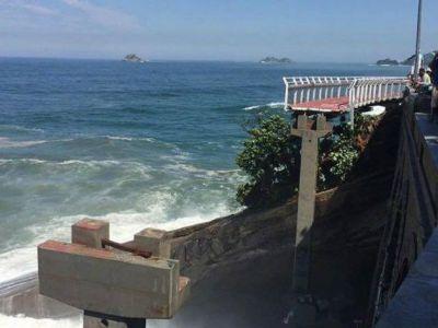 ULTIMA ORA: O pista de bicilete construita in Rio de Janeiro pentru Olimpiada s-a prabusit, sunt cel putin doi morti!