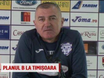 "Planul B la Timisoara   Din sezonul viitor, ACS Poli si ASU Poli se pot duela in liga a doua. Grigoras spune ca ramane la Timisoara: ""Nu e o rusine sa antrenezi in B"""