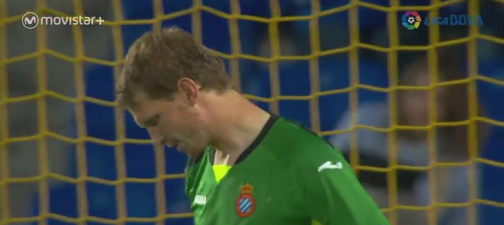 CATASTROFA pentru Arlauskis la Espanyol: fostul portar al Stelei l-a ingropat pe Galca in meciul de salvare! VIDEO