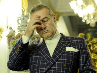 """Steaua, victorie clara, Becali nu-i zice """"bravo"""" lui Reghe: """"Meciul asta l-a castigat Sfantul Gheorghe, nu ei"""" :)"""