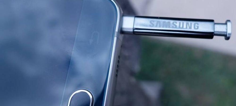 Samsung testeaza 2 versiuni pentru Galaxy Note 6, una cu ecran curbat! Cu ce va veni noul telefon de top al companiei