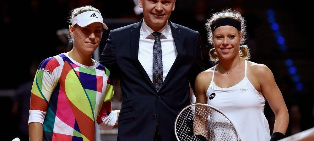 Angelique Kerber a castigat turneul de la Stuttgart dupa ce a invins-o pe sportiva care le-a eliminat pe Halep, Vinci si Radwanska