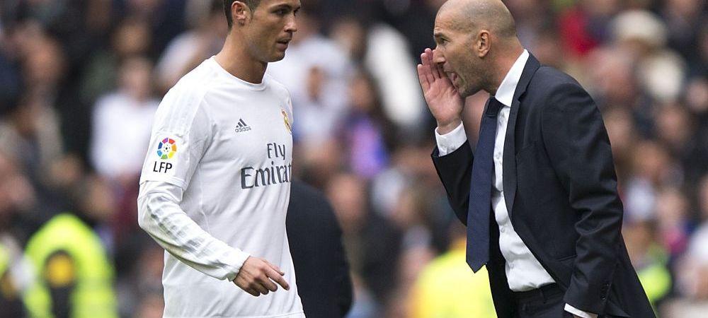 Cristiano, refacut pentru batalia cu Manchester City, din semifinalele Ligii, transmisa marti de ProTV. Anuntul facut de Zidane despre jucatorul sau