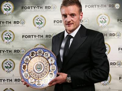 "Sa cante trompetele, sa vina trofeele! Vardy a fost premiat pentru o performanta unica in Premier League: ""Sunt in al 9-lea cer, e o nebunie"""