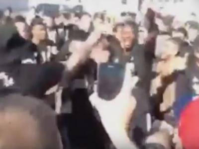 "VIDEO: Pogba, in nebunia de dupa castigarea titlului, canta ca in galerie: ""Pogba nu e de vanzare!"" :)"