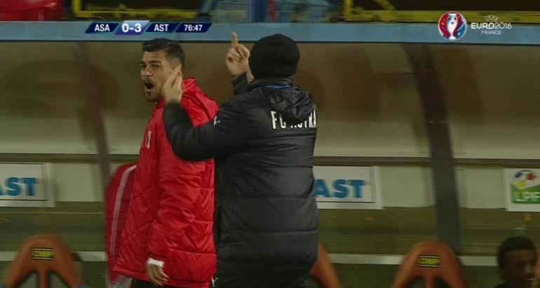 """Sumudica NEAGA gesturile obscene de la meciul cu ASA: """"Doar le-am aratat obrazul!"""" Mesajul pentru Hagi"""